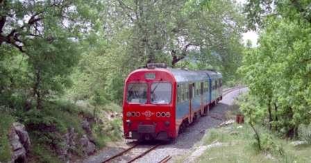 Αποτέλεσμα εικόνας για σιδηροδρόμου στην Πελοπόννησο