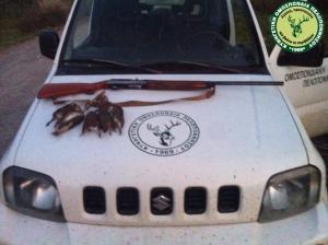 Συνεχίζονται κρούσματα παράνομου κυνηγιού στην Περιφέρεια Πελοποννήσου