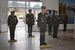 Ο Ταξίαρχος Γεώργιος Υφαντής παρέλαβε τη διοίκηση της 4ης Μεραρχίας Πεζικού
