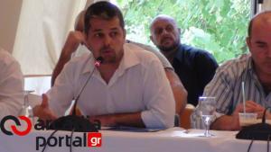 Τοποθέτηση Χρυσής Αυγής για διαχείριση σκουπιδιών στο Περιφερειακό συμβούλιο Πελοποννήσου