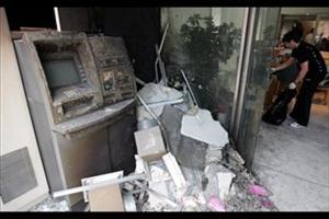 Έκρηξη αυτοσχέδιου εκρηκτικού μηχανισμού σε τράπεζα στην Καλαμάτα