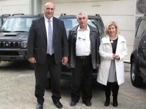 Αγορά αυτοκινήτου για τις Δασικές Υπηρεσίες της Αποκεντρωμένης Διοίκησης Πελοποννήσου