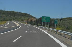 Παραδόθηκε στην κυκλοφορία ο δρόμος Λεύκτρο - Σπάρτη