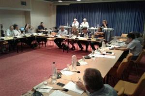 Συνεδρίαση για το Περιφερειακό Συμβούλιο Πελοποννήσου